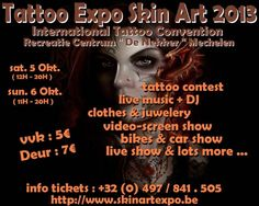 11 Best Tattoo Expo Skin Art Images In 2017 Tattoo Expo
