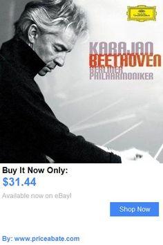 Music Albums: Beethoven: The Symphonies [Box Set] [6 Discs] New Cd BUY IT NOW ONLY: $31.44 #priceabateMusicAlbums OR #priceabate
