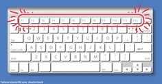 You can stop wondering about those function keys. We have the answer. The post Finally! A Definitive List of What Those – Keys Do appeared first on Reader's Digest. Grammar Check, Spelling And Grammar, High Tech Gadgets, Technology Gadgets, Green Technology, Medical Technology, Energy Technology, Microsoft Excel, Microsoft Windows