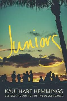 Juniors by Kaui Hart Hemmings - I loved this book! One I started reading and then stayed up until 3 am to finish. Similar to E. Lockhart and Jenny Han in style...two of my favorite authors. Great story of life as a teenager which can be awkward just as often as it is fabulous. Really fun, light hearted read.
