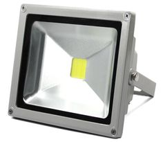 LED Flood light, light up your building or tree, with low power consumption. Just Light it