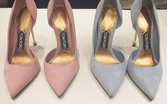 Tom Ford Suede Shoes For The Soul