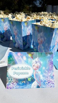 Periwinkle Popcorn