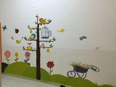 Okul koridor resimleri