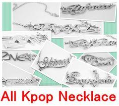 K-POP Necklace Super Junior TVXQ Shinee Infinite 2NE1 2PM Beast Bigbang ftisland   eBay