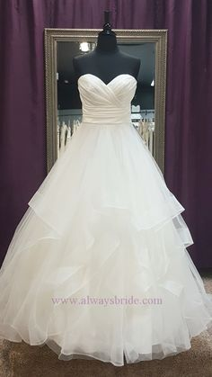Wtoo Selena #14430 - Always a Bride Wedding Consignment, Grafton, WI
