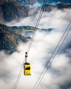 Life is better above the #clouds.