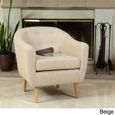 The rounded frame and cushion design offers a modern touch of class while still retaining all of the comfort benefits of a club chair. With an innovative look and attention to detail this chair is a perfect blend of form and function.