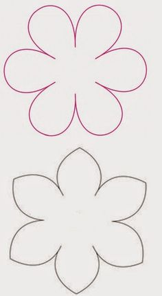 Discover thousands of images about Mari Colatino: DIY for bra covers DIY Pretty Butterflies from Plastic Bottles Another cute butterfly template – Artofit Templates for flower pins tutorial pinned on this board – Artofit Paper Flowers Diy, Felt Flowers, Flower Crafts, Fabric Flowers, Paper Butterflies, Butterfly Crafts, Felt Patterns, Applique Patterns, Flower Patterns