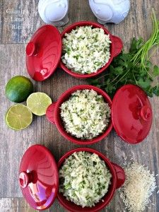 I love cilantro lime rice. I guess I need to say a bit more, although that sums up my feelings on the matter rather nicely. I am not sure when I first encountered this version of rice and my love affair began. It should have made more of impact since I am obsessed with it...Read More »