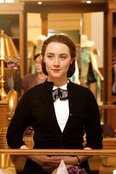 Saoirse Ronan Deserves Her Oscar Buzz For 'Brooklyn'