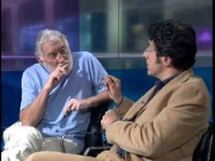 David Bellamy being humiliated by George Monbiot over climate change.  David Bellamy and bad science - YouTube