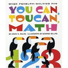 List of picture books that can be used to teach math