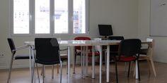 Spacebee | Amplia sala multifuncional en el centro de Madrid