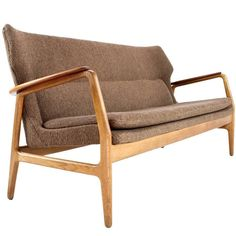 Mid Century retro Vintage Aksel Bender Madsen Sofa Couch Lounge for Bovenkamp, 1960s | Pinned by 360 Modern Furniture