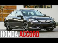 CAR AUTO MAGAZINE 2016 Honda Accord Touring Sedan tons of Safety and Sec Features