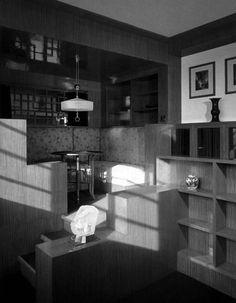 Villa Muller | Adolf Loos. Prague 1930