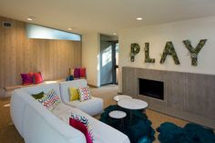 Brady Lane Remodel Addition midcentury-kids