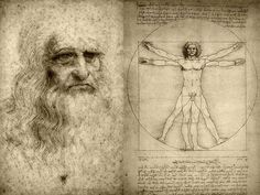Leonardo da Vinci was a famous Italian artist and intellectual of the Italian Renaissance. View our collection of the best Leonardo da Vinci quotes. Vitruvian Man, Medieval Life, Da Vinci Drawings, Sculptor, Leonardo, Italian Renaissance, Artwork, Da Vinci Vitruvian Man, Artist