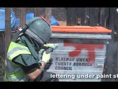 Paint Removal, Rust Removal, Soda Blasting, How To Remove Rust, First Choice, Number One, Graffiti, This Is Us, Range
