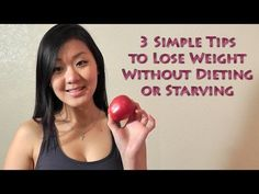 How to Lose Weight Fast Without Dieting - 3 Simple Tips