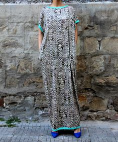 Caftan Dress/ Kaftan/ Maxi dress/ Summer maxi dress/ Maxi