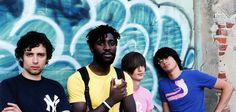 #music #rock #band #indie #bloc party