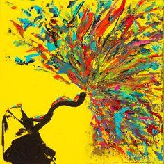 Shofar Blast - by Yitzchok Moully