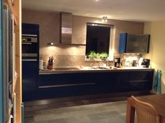"""Today's work: Onze keuken in """"Flexa Sweet Escape"""""""