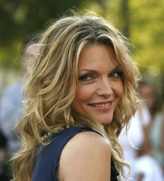 Michelle Pfeiffer, 33 «veg important people»