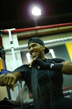 Anthony Joshua: The Swoon-Worthy Photos That Will Knock Every Girl Out