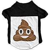 Cheap POOP EMOJI Best Dog Clothes Sweaters Shirt Hoodie For... sale