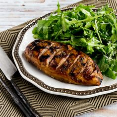 I've been making delicious grilled chicken for years, and this post has all my tricks and tips for How to Make Juicy Grilled Chicken Breast...