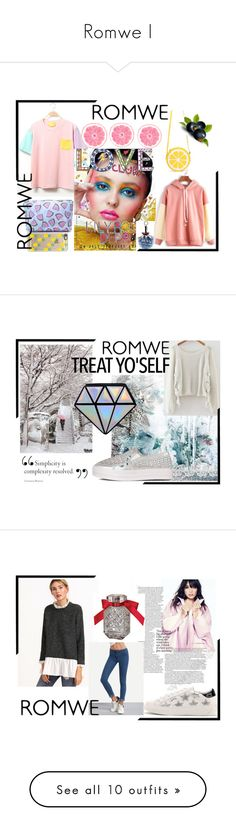 """""""Romwe I"""" by obsessedwithnicestuff ❤ liked on Polyvore featuring Casetify, Shibuya, Victoria's Secret, Pier 1 Imports, Børn, Vintage and Americanflat"""