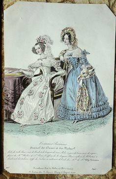 1837 Fashion Plate