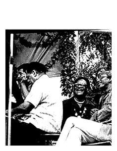 TEDDY WILSON AND SON, CLARK TERRY, JOE NEWMAN at Grande Parade du Jazz, Nice 1974