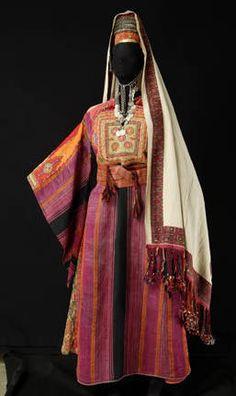 dress – Palestine – c. 1890