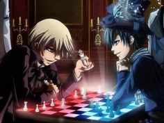 Find images and videos about anime, kuroshitsuji and black butler on We Heart It - the app to get lost in what you love. Black Butler Anime, Black Butler Alois, Black Butler Quiz, Black Butler Kuroshitsuji, Ciel Phantomhive, Ciel E, Ciel And Alois, Black Butler Wallpaper, Disney Marvel