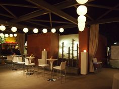 1000 images about outdoor terrace on pinterest modern for Terrace party decoration