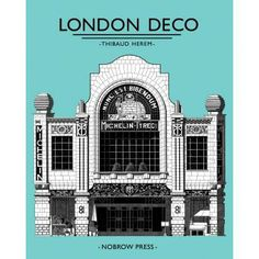 London Deco par T. Herem, Fnac 28€50 (dispo aussi chez Amazon)