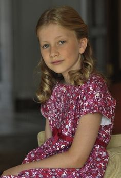 Princess Elisabeth of Belgium will become the Crown Princess of Belgium after her grandfather King Albert II abdicates on July 21, 2013, and her father becomes King Philippe.