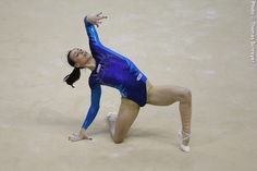 Catalina Ponor--2016 Olympic Test Event. Photo by Thomas Schreyer