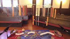Interactive prayer stations on love Prayer Room, God Prayer, My Church, Kids Church, Church Ideas, Prayer Ministry, Youth Ministry, Liturgical Seasons, School Prayer