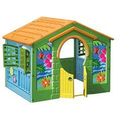 Farmhouse Play Equipment Playhouse Bunnings $129