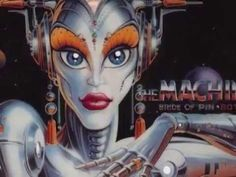 Space Age Pinball Flyers - YouTube