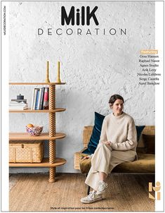 #Milk #Decoration #Magazine #Issue #27 #Gesa #Hansen #Danish #German #Designer