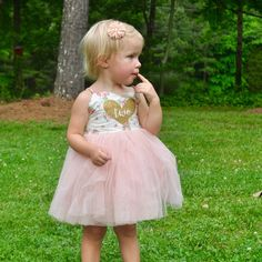f2c90b4fb58d Girl Birthday Outfit Birthday Dress Floral Pink Tutu Dress Boho ...
