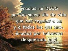 Oraciones de agradecimiento a Dios