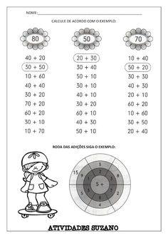 Calculando - Atividades Adriana