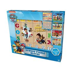 #PawPatrol 25-pc. '' All Paws On Deck'' Foam Puzzle by Cardinal